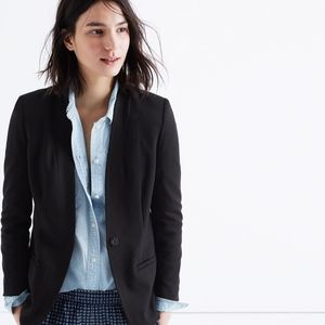 $148 MSRP Madewell | Black Tribune Blazer